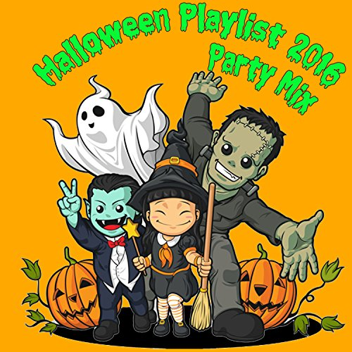 Halloween Playlist 2016 Party Mix -