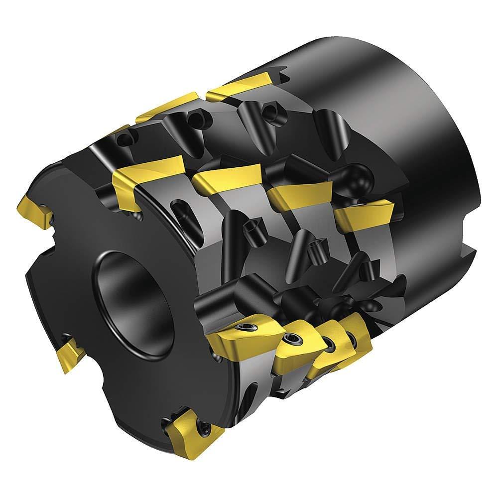 Sandvik Coromant RA390-063R25-57L CoroMill 390 Square Shoulder Milling Cutter 1 Connection Diameter 2.5 Cutting Diameter