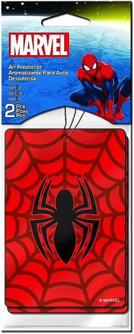 Amazon.es: Spiderman Marvel ambientador 2-Pack