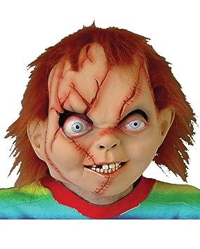 máscara de terror Chucky