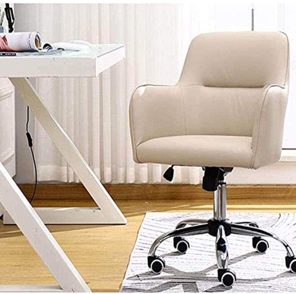 Hem dator stol lyft stol kontorsstol student skrivbord svängbar stol ergonomisk stol spelstol knästol (färg: grå) Grått