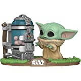Funko Pop The Mandalorian 407 The Child w/ Egg Canister Baby Yoda