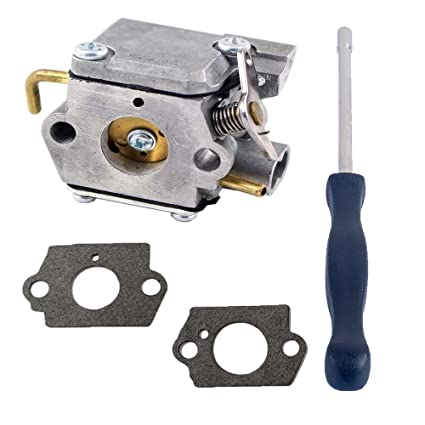 Savior WT-827 Carburetor 753-05133 753-04333 with Gasket Screwdriver for  WT-827-1 WT-149-1 WT340-1 WT-454 WT-526 WT-526-1 WT-539 WT-685 Carb Ryobi