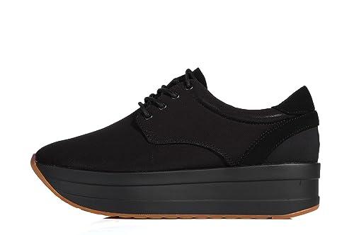 new list official store save up to 80% Vagabond Casey Platform Textile Sneaker Black - Scarpe ...