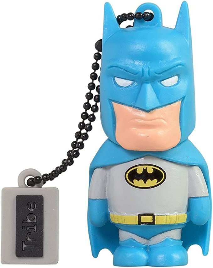 Tribe Warner Bros DC Comics Batman - Memoria USB 2.0 de 8 GB ...