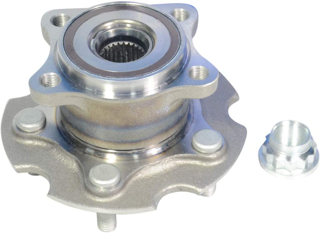 GSP 114202 Axle Bearing and Hub Assembly Driver or Passenger Side Left or Right Front