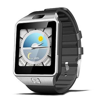 Reloj Inteligente DEPORTIVO CON CAMARA PARA IPHONE Y ANDROID DIGITAL DE MUJER Y HOMBRE UNISEX RE0107