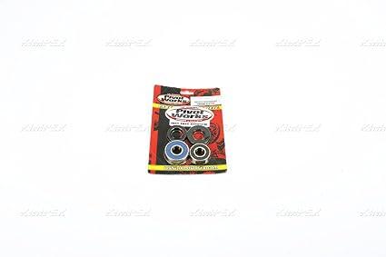 Race Driven OEM Replacement Front and Rear Brake Shoes for Kawasaki Bayou KLF185 KLF220 KLF250 KLF 185 220 250
