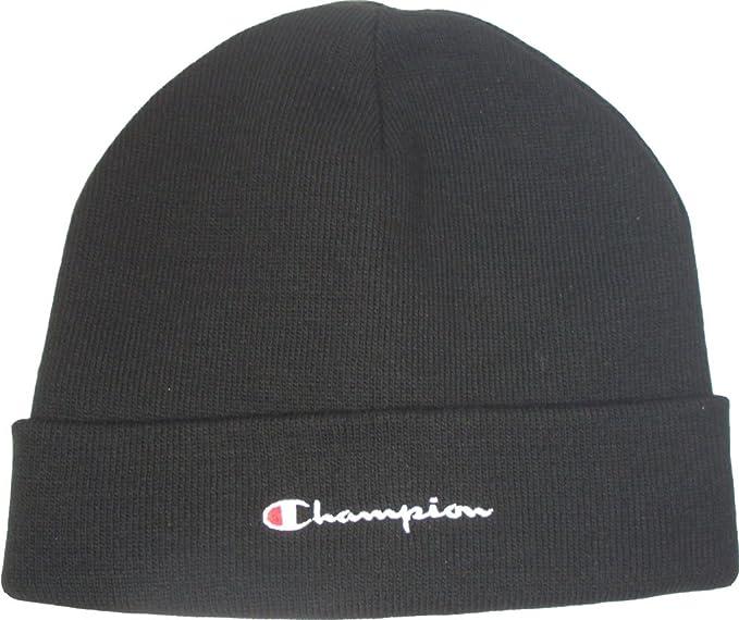 Champion Beanie 804671 BS501 KK001 Schwarz