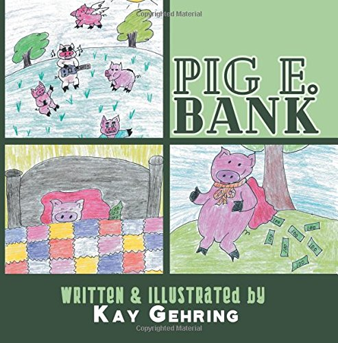 Pig E. Bank - Flying Pigs Farm