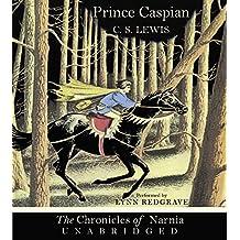 Prince Caspian Unabridged Cd