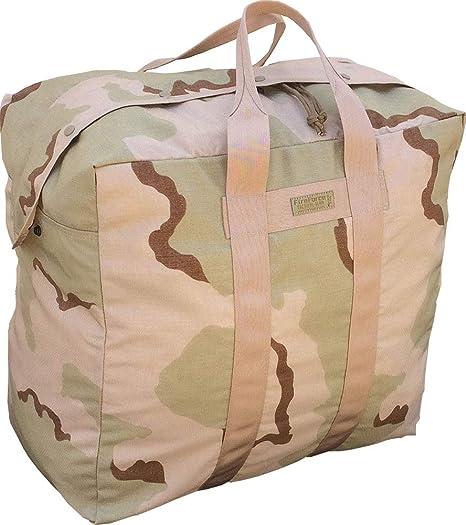 Heavy Cordura GP Bag Woodland Camo