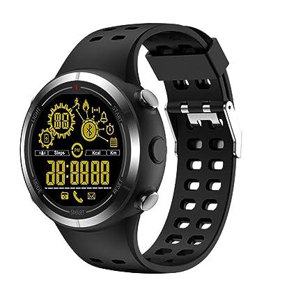 samLIKE 丨 ex32 Smart Watch 丨 Podómetro 丨 remota Cámara 丨 ...