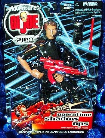 G.I. Joe 2010 Operation Shadow Ops 12