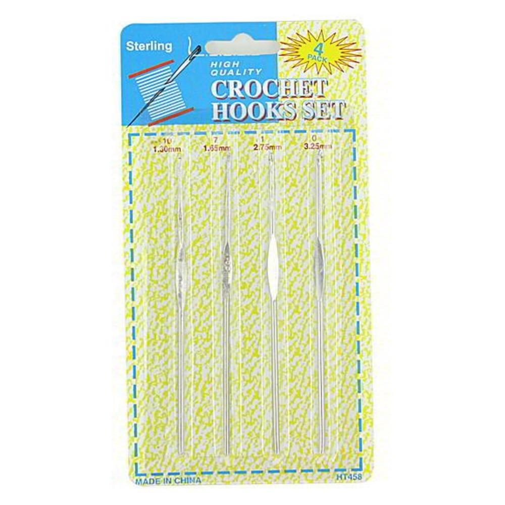 144 Crochet hook set