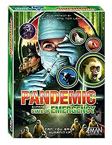 State Of Emergency Pandemic Expansion Pack For Pandemic