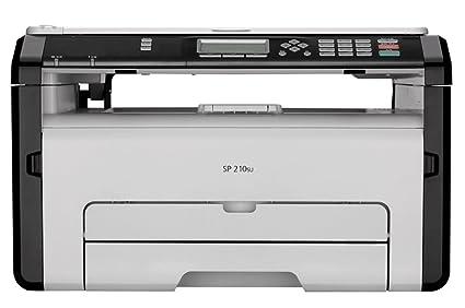 Amazon buy ricoh sp210su monochrome multi function laser printer ricoh sp210su monochrome multi function laser printer fandeluxe Image collections