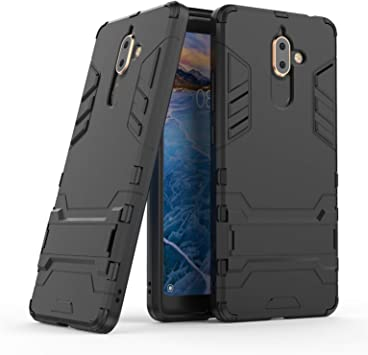 Funda LG K8 (2018) / K9, Fundas 2in1 Dual Layer Anti-Shock 360 ...