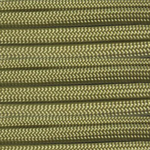 - Type IV Paracord 750-lb Tensile Strength Tough Parachute and Tactical Cord with a Removable Inner 11-Strand Core