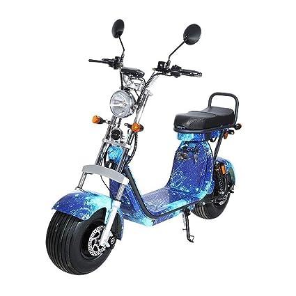 LUNYI 60V 1500W Electric Bicycle Harley Car Adult ebike ...