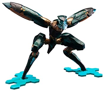 Metal Gear Solid 4: Guns of the Patriots Metal Gear RAY (1/100 scale plastic kit)