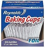 reynolds baking cups jumbo - Reynolds Baking Cups, Jumbo, 288 Cups, 12 Count by Reynolds