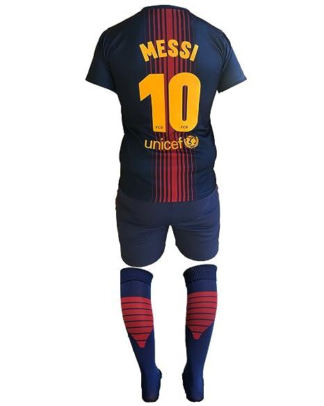 completo calcio FC Barcelona prima