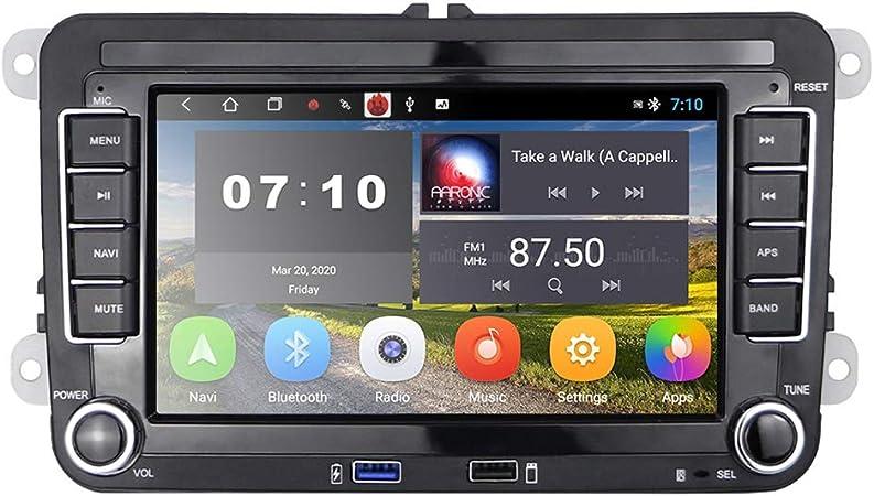 Android Autoradio Für Vw Gps Navigation 7 Kapazitiver Elektronik