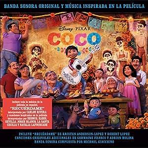 Coco: B.S.O.: Amazon.es: Música