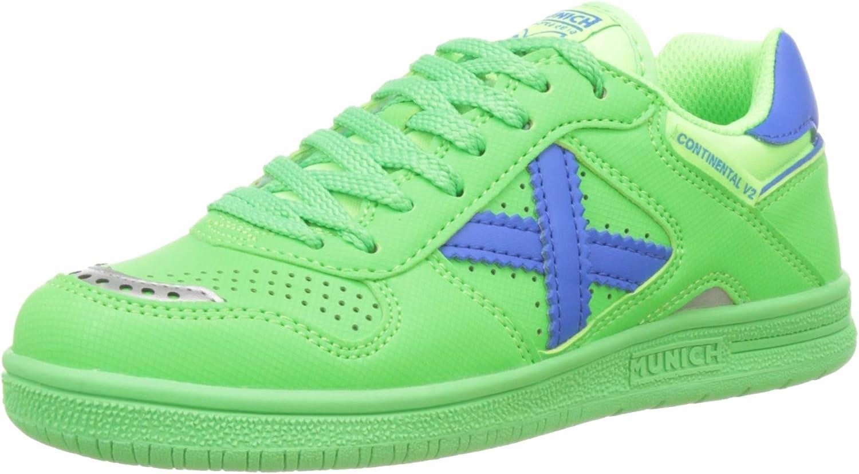 Munich Continental Kid V2 895, Zapatillas de Deporte Unisex Niños: Amazon.es: Zapatos y complementos