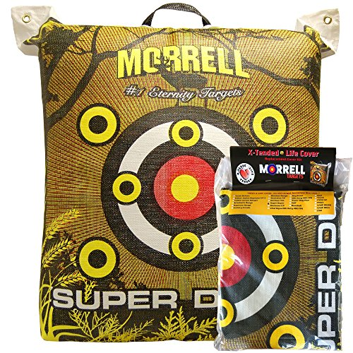 Morrell Super Duper Field Point Bag Archery Target Replacement Cover (Cover ONLY) ()
