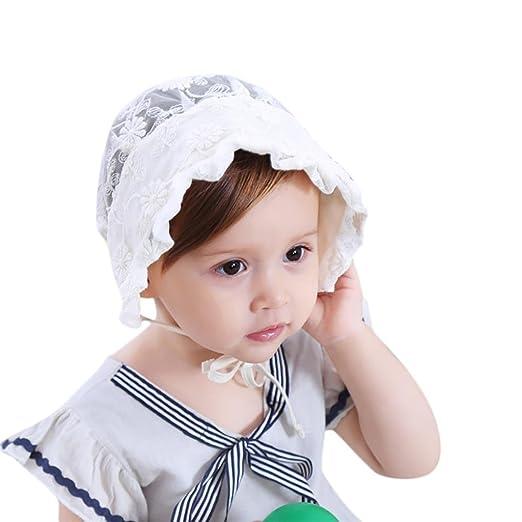 67bdf67e655 Amazon.com  Iuhan Baby Hat