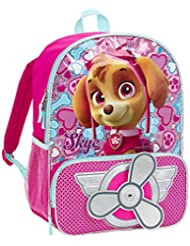Skye Paw Patrol Pink 16 Backpack