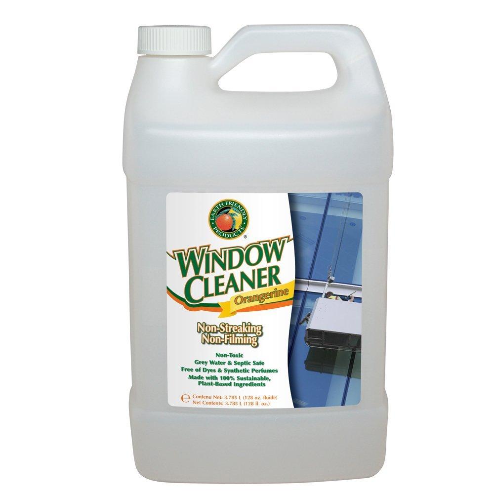 Productos Favorables a la Tierra Proline PL9962 / 04 Limpiador de Ventanas Orangerina, Concentrado 1: 128, Botellas de 1 galón (Estuche de 4) - - Amazon.com