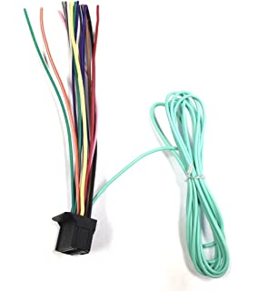 Amazon Asc Car Stereo Power Speaker Wire Harness Plug For. Pioneer Power Cord Harness Speaker Plug For Dvd Receiver Cdp1435 Avhx8500bhs X5500. Wiring. Diagram Pioneer Wiring Avh X1700s At Scoala.co