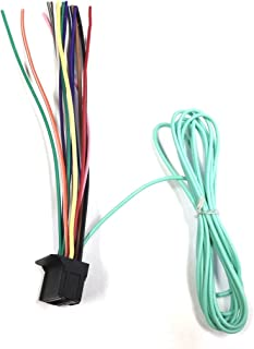 61YcoloRzOL._AC_UL320_SR284320_ amazon com wire harness for pioneer avh 170dvd 270bt x1700s pioneer avh-x3800bhs wiring harness at readyjetset.co