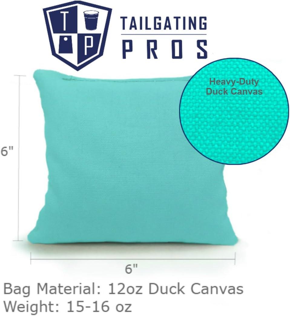 Tailgating Pros Fractal Shift Cornhole Boards with Set of 8 Cornhole Bags