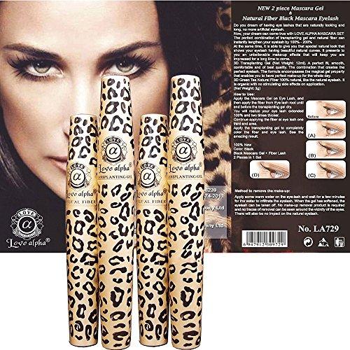 Tubes Love Alpha Mascara Eyelashes product image