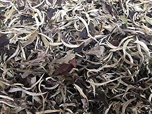 Moonlight white tea premium grade loose leaf bag packing total 2 Pound (908 grams) by JOHNLEEMUSHROOM RESELLER