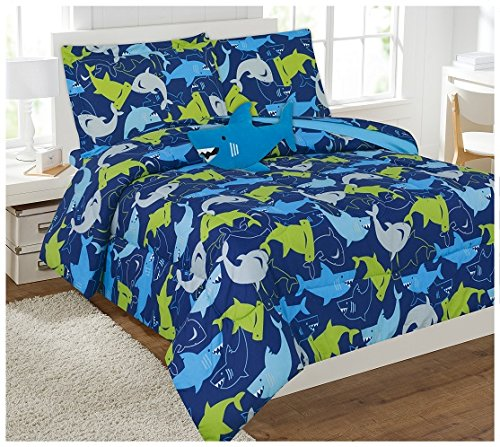 shark bedding twin - 4