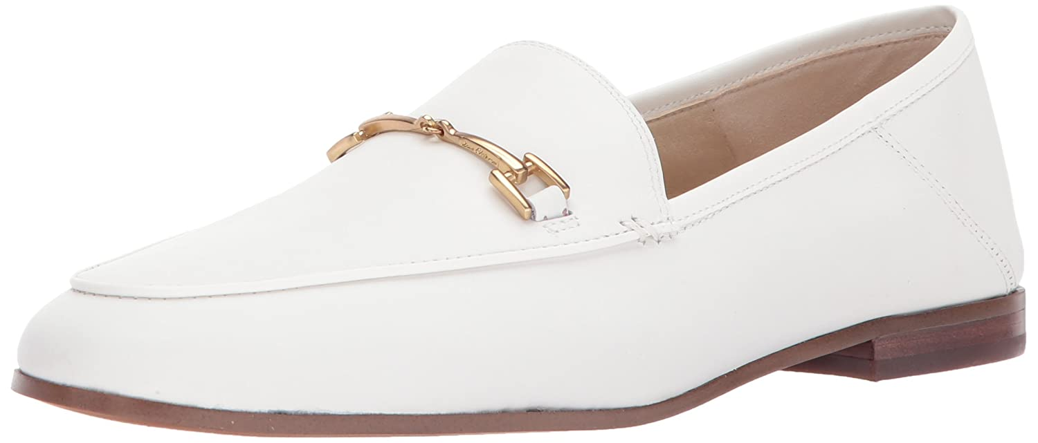 Bright White Sam Edelman Women's Loriane Loafer Flats