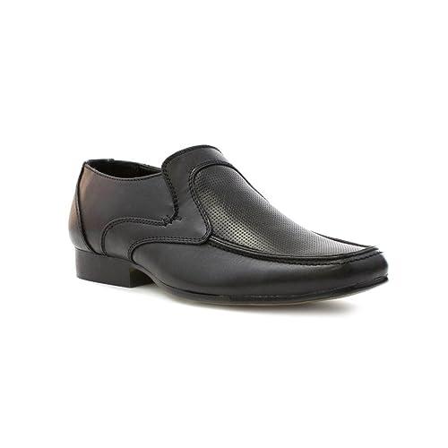 Mocasines para niño , color Negro, talla 30 EU Niño: Amazon.es: Zapatos y complementos