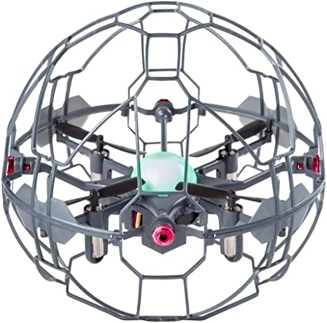 Air Hogs – Supernova Gravity Defying Hand-Controlled Flying Orb, Toys & Games - Amazon Canada