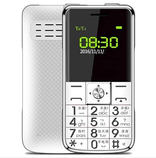 Teléfonos celulares desbloqueados para personas mayores ...
