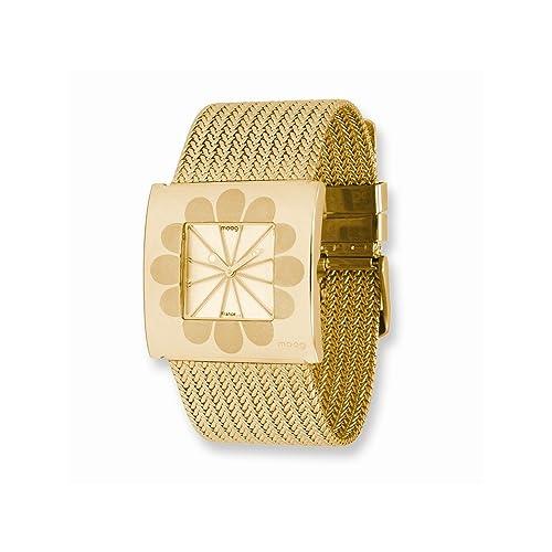 Amazon.com: Jewelry Best Seller Moog Fashionista Petals IP ...