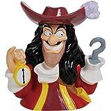 Westland Giftware Ceramic Cookie Jar, 11.75-Inch, Disney Captain Hook