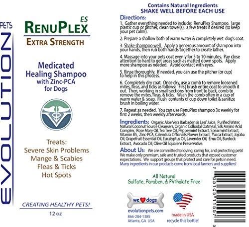 Renuplex Medicated Dog Shampoo Reviews