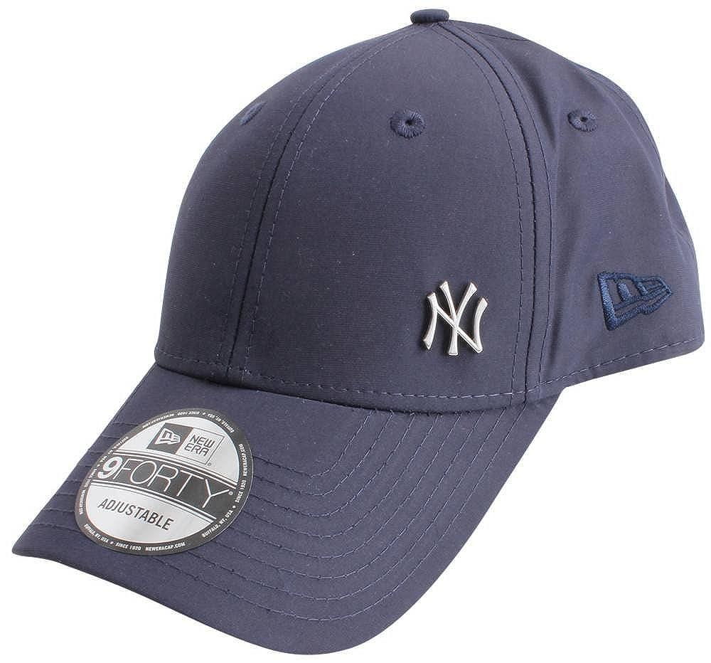 c1ed78fe1bb Amazon.com  New Era Flawless Yankees Logo Cap - Navy Blue  Clothing