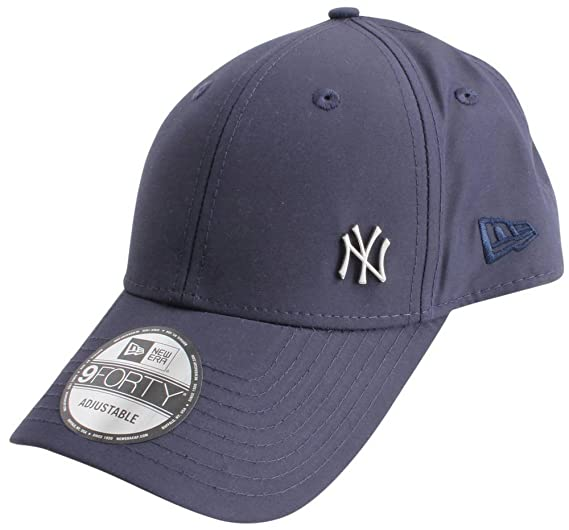 9db6238a455 Image Unavailable. Image not available for. Color  New Era Flawless Yankees  Logo Cap - Navy Blue