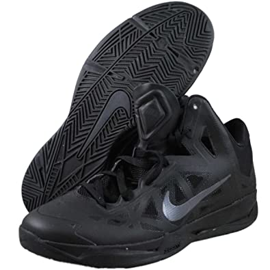 NIKE MENS NIKE ZOOM HYPERCHAOS BASKETBALL SHOES BLACK ANTHRACITE SIZE 14 acd431c7e